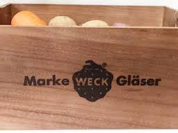 野菜入れにも。ナチュラルキッチンの「WECK」の木箱が可愛すぎる!