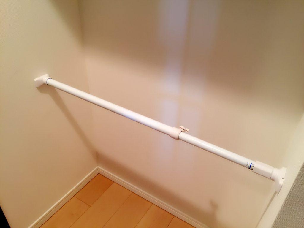 つっぱり棒マスターによる「つっぱり棒」の賢い選び方と便利な収納法とは?